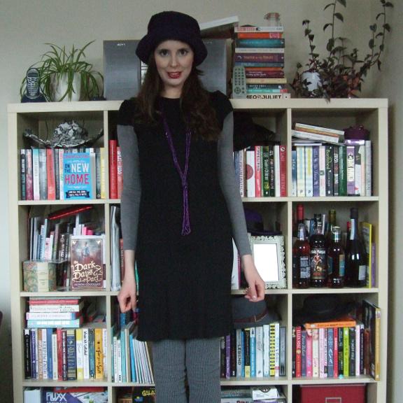 miss selfridge, black dress, black miss selfridge dress, office wear